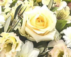 07- Composizione floreale FACOLTATIVO